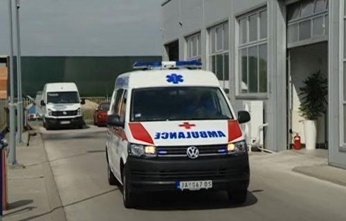 UŽAS U JAGODINI: Devojka (26) u bolnici rekla da je BOLI STOMAK, a sada je ČUVA POLICIJA