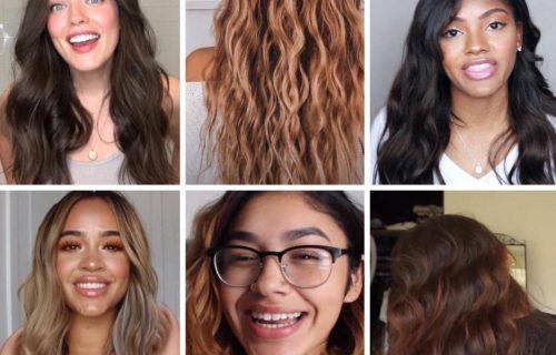 Nikad lakše do prelepih i lepršavih LOKNI: 6 savršenih YouTube tutorijala (VIDEO)