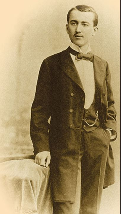 M.Milanković student