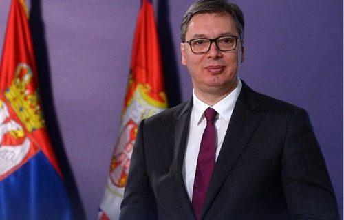 Vučić u petak u 22 časa na TV Prva o aktuelnim temama