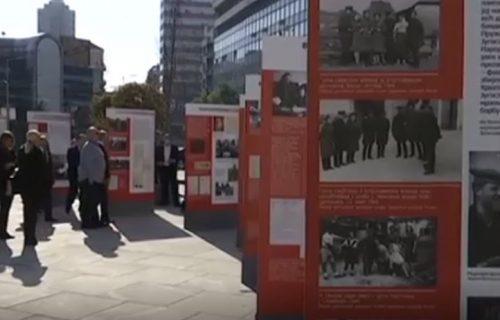 Dan pobede: Izložba na Trgu republike u Beogradu!
