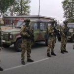Albanska provokacija kod Gazivoda: Stigla srpska vojska pod punom ratnom opremom (VIDEO)