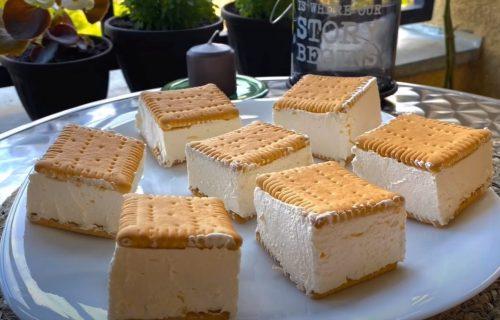 Poslastica za vrele dane: Jednostavan sladoled od vanile koji će vaši ukućani obožavati