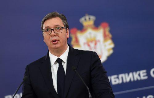 Vučić telefonom sa Rohanijem o ekonomskoj saradnji Srbije i Irana, Kosovu i Metohiji, pandemiji