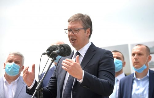 Vučić u Loznici otvara obnovljeni deo bolnice i fabriku