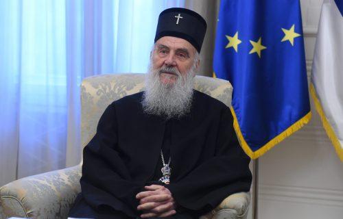 Poznato u kakvom stanju se nalazi patrijarh Irinej: SPC potvrdila da je pozitivan na koronavirus