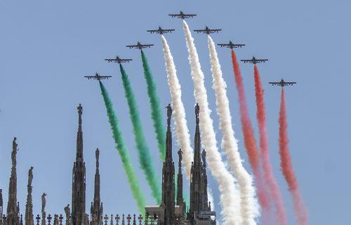 Italijani će ovih dana gledati u nebo: Let koji ima poseban značaj (FOTO+VIDEO)