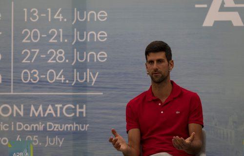 """PRIHVATILI Novakov poziv! Još dvojica vrhunskih tenisera učestvuju na """"Adria turu"""""""