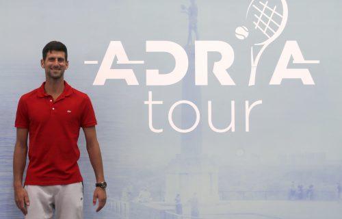 Klasik na Dorćolu: Novak i Viktor kao da je FINALE Rolan Garosa! (VIDEO)