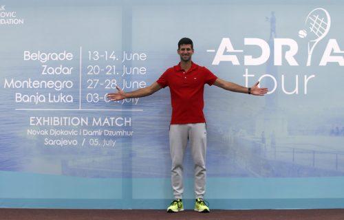 Fantastična vest! Novak igra PRED publikom, karte USKORO u prodaji! (VIDEO+FOTO)