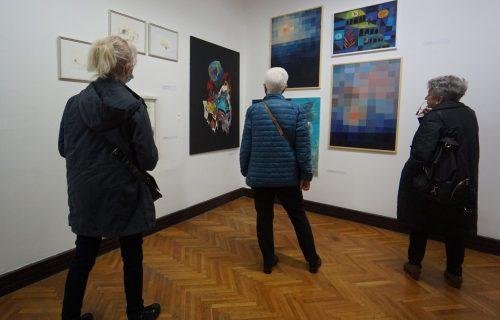 Otvorena Prolećna izložba ULUS-a : Uživajte u delima naših najboljih umetnika