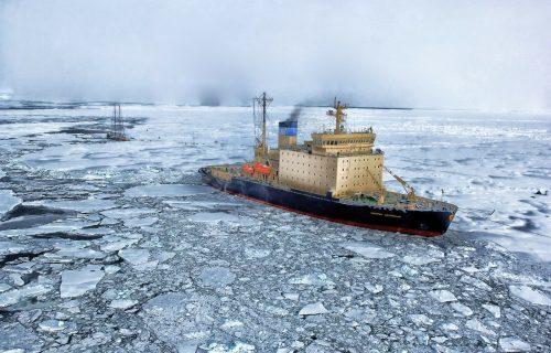 Gasprom kreće u razvoj nalazišta nafte i gasa na Arktiku