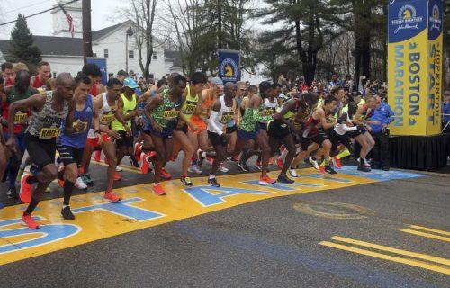 Nema čuvene trke! Prvi put posle 124 godine OTKAZAN BOSTONSKI MARATON! (FOTO)