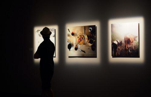 Izložba Nikole Milekića u galeriji ULUS: Predstavlja fragmente vremena