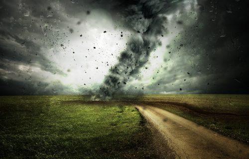 """Na snazi UPOZORENJA od tropskih oluja, """"Artur"""" donosi NEVREME (FOTO)"""