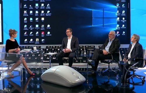 Vučić: Počinje isplata MINIMALCA za preduzeća, evo od kada