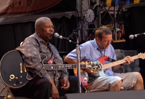 Muzičke legende: Poslušajte do sada neobjavljenu pesmu Erika Kleptona i B.B. Kinga