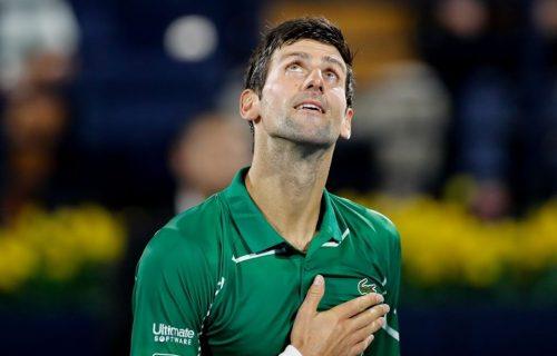 Rasturio Federera! Novak proglašen za NAJBOLJEG svih vremena! (FOTO)