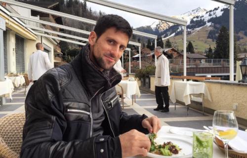 Zdravlje na prvom mestu: Otkriveno šta Novak DORUČKUJE i to ovako pripremljeno! (FOTO)