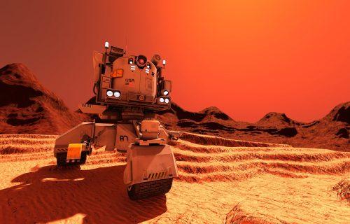 NASA dobila konkurenciju: Kina osvaja Mars i pravi svoju svemirsku stanicu