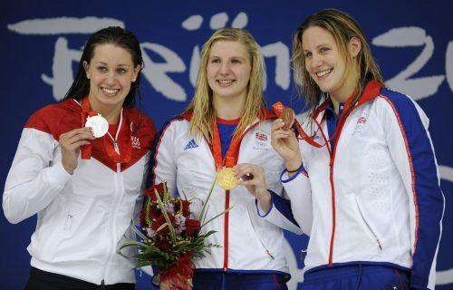 Olimpijska šampionka ŠOKIRALA javnost! Sa momkom i BIVŠIM mužem u KARANTINU! (FOTO)