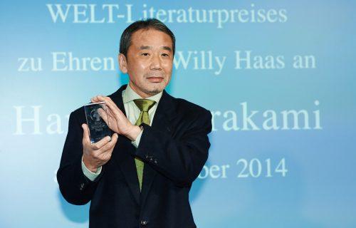 Cenjeni književnik u novoj ulozi: Haruki Murakami sada kao di-džej