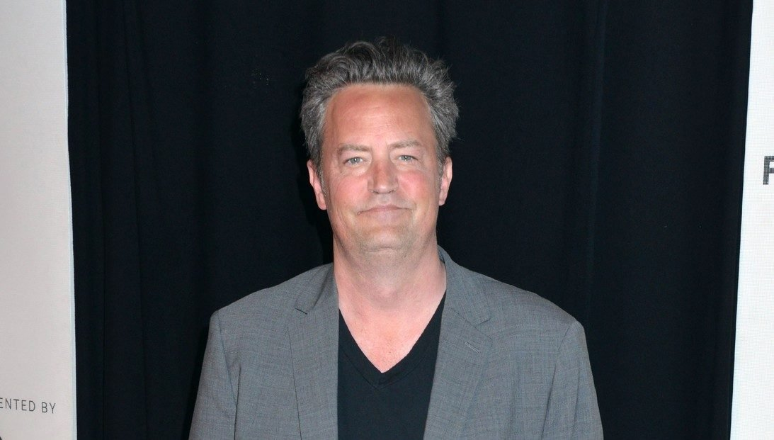 Celebrities attend the premiere of 'The Circle' held at the Borough of Manhattan Community College during the 2017 Tribeca Film Festival in New York City, New York, USA. Pictured: Matthew Perry, Image: 330394952, License: Rights-managed, Restrictions: -ALLCOUNTRY, Model Release: no, Credit line: