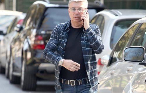 Saša Popović odlučio da li će Đorđe David nastaviti sa snimanjima kao do sada! (FOTO)