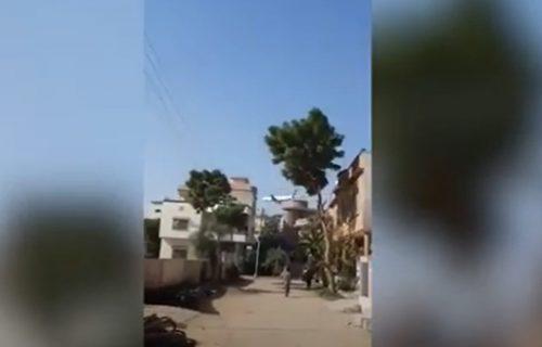 Isplivali novi DETALJI: Snimak i zapomaganje pilota u poslednjim trenucima pre KATASTROFE (VIDEO)