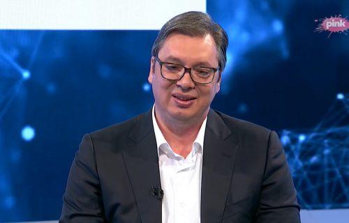 """""""Vidite li ovu zemlju na vrhu?"""" Vučić tabelom pokazao gde je Srbija u odnosu na Evropu (FOTO)"""