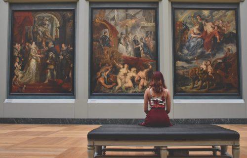 Izložbe se vraćaju u muzeje: Postavka Ivana Šuletića u galeriji Rima