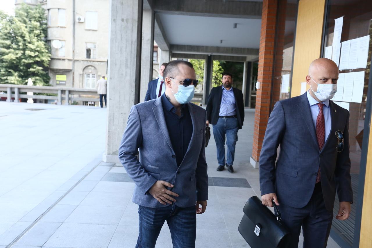 Napokon se OGLASIO Zoran Marjanović: Objasnio ZAŠTO se nije pojavio na suđenju za ubistvo supruge Jelene