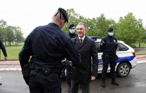 Ministar Stefanović: Policija u Obrenovcu odgovornim pristupom čini da građani budu potpuno bezbedni