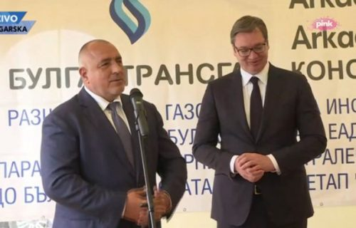 Ni Srbi, ni Bugari o ovome nisu mogli da sanjaju: Vučić o zajedničkim projektima dve zemlje