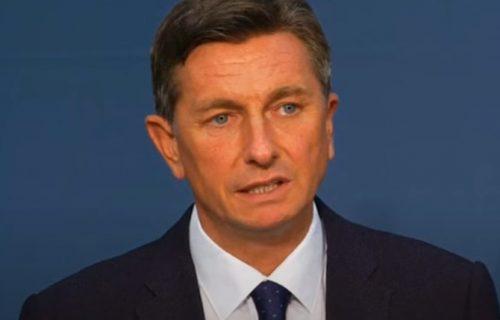 Pahor uputio saučešće povodom smrti patrijarha: Pamtićemo Irineja kao značajnu ličnost u srpskom društvu