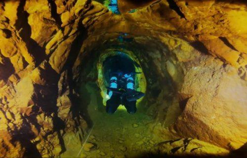 U Slovačkoj se nalazi MUZEJ koji možete da obiđete samo uz pomoć ronilačke opreme (VIDEO)