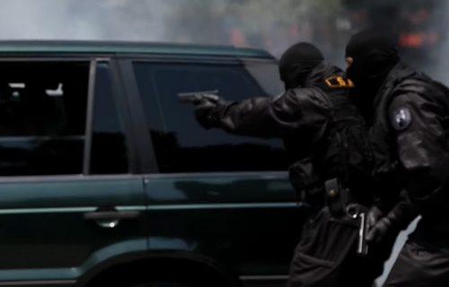 """Sumnjiče se za ubistva: U toku velika akcija hapšenja """"škaljaraca"""" na Cetinju"""