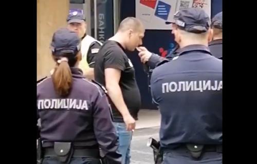 Osuđen mladić koji je automobilom uleteo u Knez Mihailovu: Poznato koju KAZNU je dobio