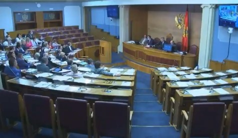 Hit u Skupštini Crne Gore: Usvojili zakon koji je predložila opozicija, pa se predomislili (VIDEO)