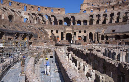 "Ponovo otvoren Koloseum - simbol ""Večnog grada"" (FOTO)"