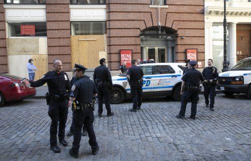 U protestima uhapšena i ćerka gradonačelnika Njujorka: Otac SNAŽNOM PORUKOM podržao Kjaru (25) (FOTO)