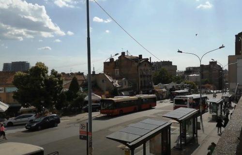 HOROR u centru Beograda: Muškarac izboden na ulici usred dana