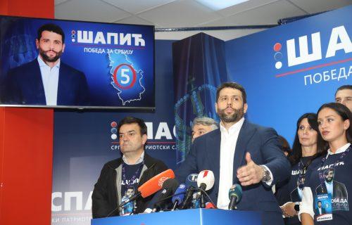 """Šapić nakon izbora: """"Srbija za nas nema alternativu"""""""