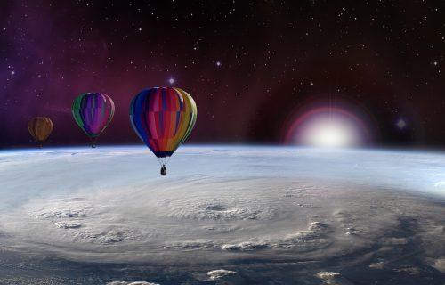 Balonom do svemira! Spaceship Neptune ima bar, toalet i NEVEROVATAN pogled (VIDEO)