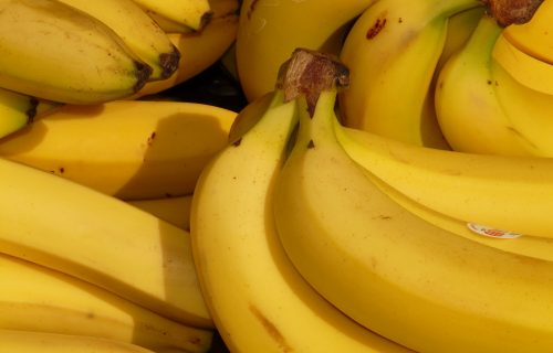 Banane u službi lepote: Napravite 5 sjajnih prirodnih maski za lice (RECEPTI)