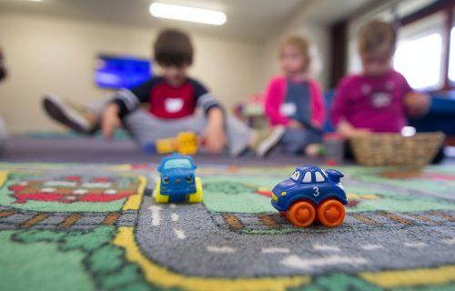 Vrtić BESPLATAN za 5.700 mališana: Grad dotira boravak u obdaništu, svako deseto dete o trošku budžeta