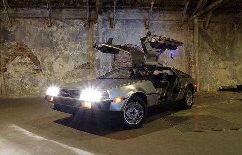 """Izraelci prave """"leteći automobil"""": Liči na DeLorean, radi na vodonik i pomaže u nevolji (VIDEO)"""