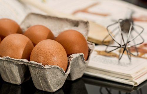 Ne bacajte ljuske od jaja! Veliki su izvor kalcijuma, pomažu kod alergija i gastritisa