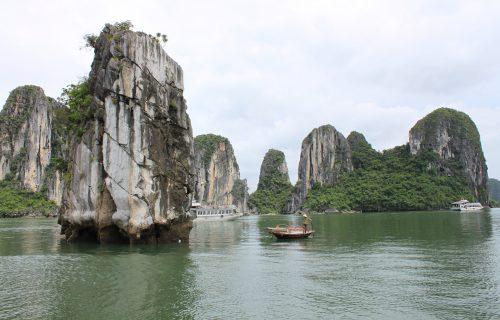 Zaliv plutajućih domova i 3.000 ostrva: Ha Long, dragulj Vijetnama (FOTO+VIDEO)