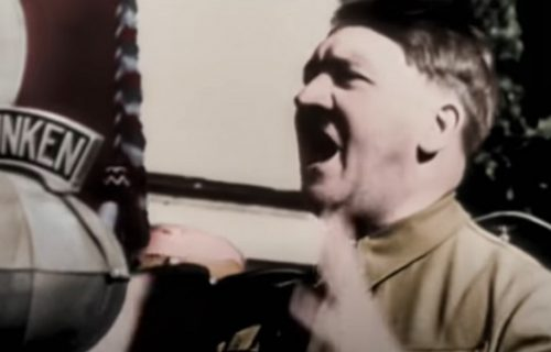 PRODATI Hitlerovi predmeti na kontroverznoj aukciji: Na svim stvarima je bio jedan upečatljiv DETALJ